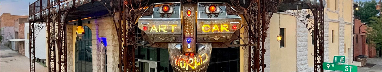 Art Car World | Douglas Arizona